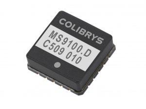MS9100产品,多g量程与稳定性的结合